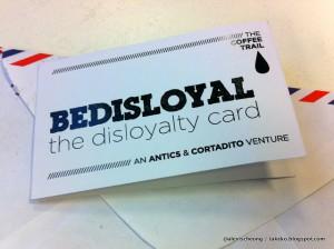 BeDisloyal